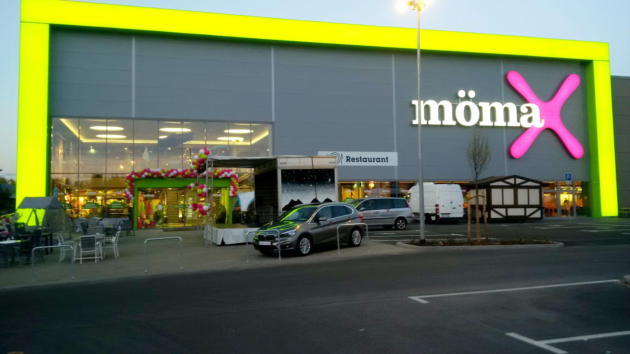 53 Mömax Eröffnet In Berlin Mömax