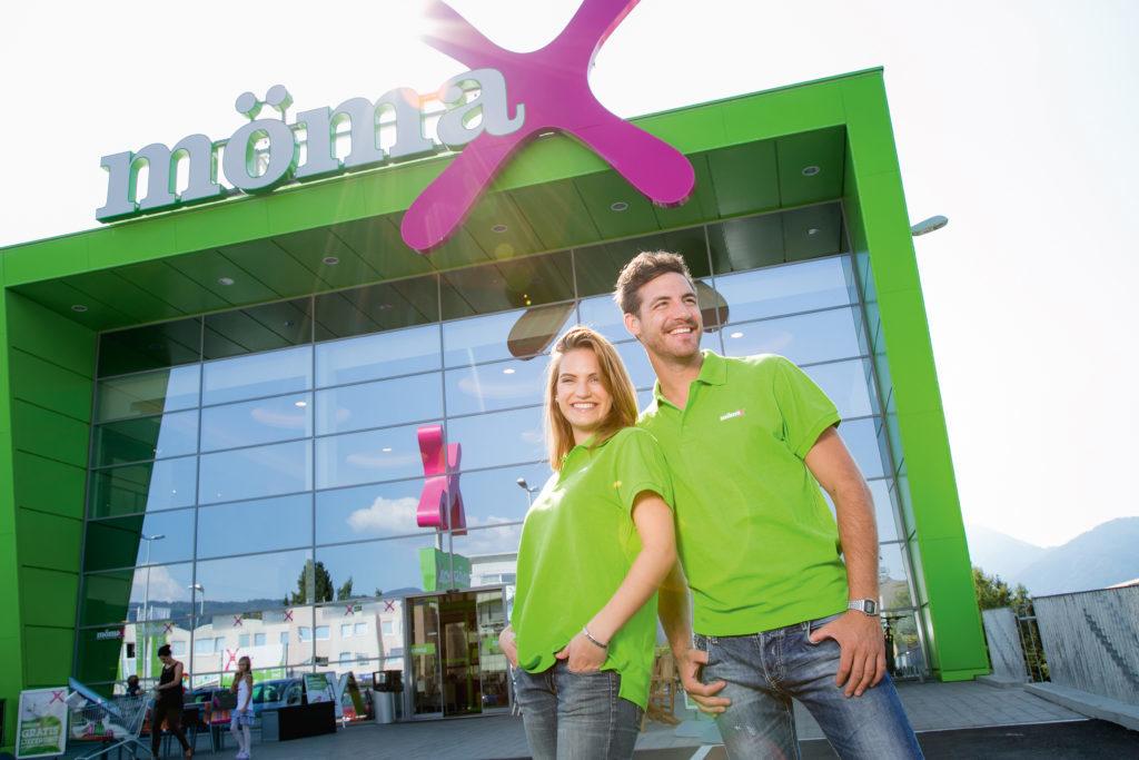 Das 70. mömax Trendmöbelhaus eröffnet in Wolfratshausen (Symbolfoto)
