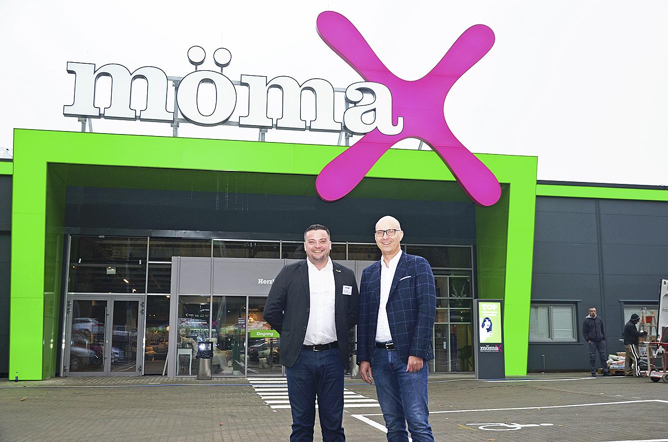 72 Mömax Trendmöbelhaus Eröffnet In Hamburg Mömax