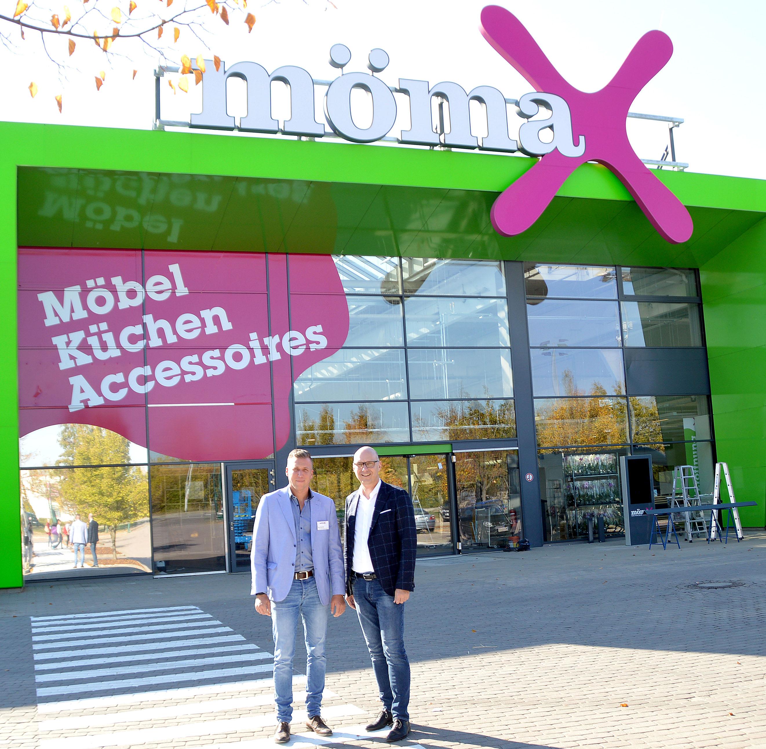 71 Mömax Trendmöbelhaus Eröffnet In Halle Mömax